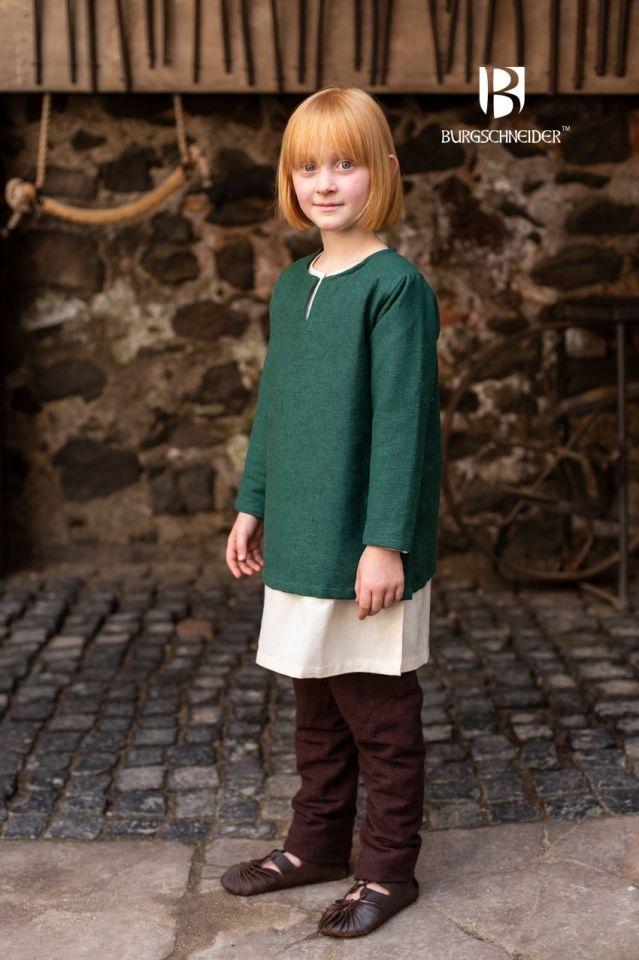 Kindertunika Eriksson grün 2