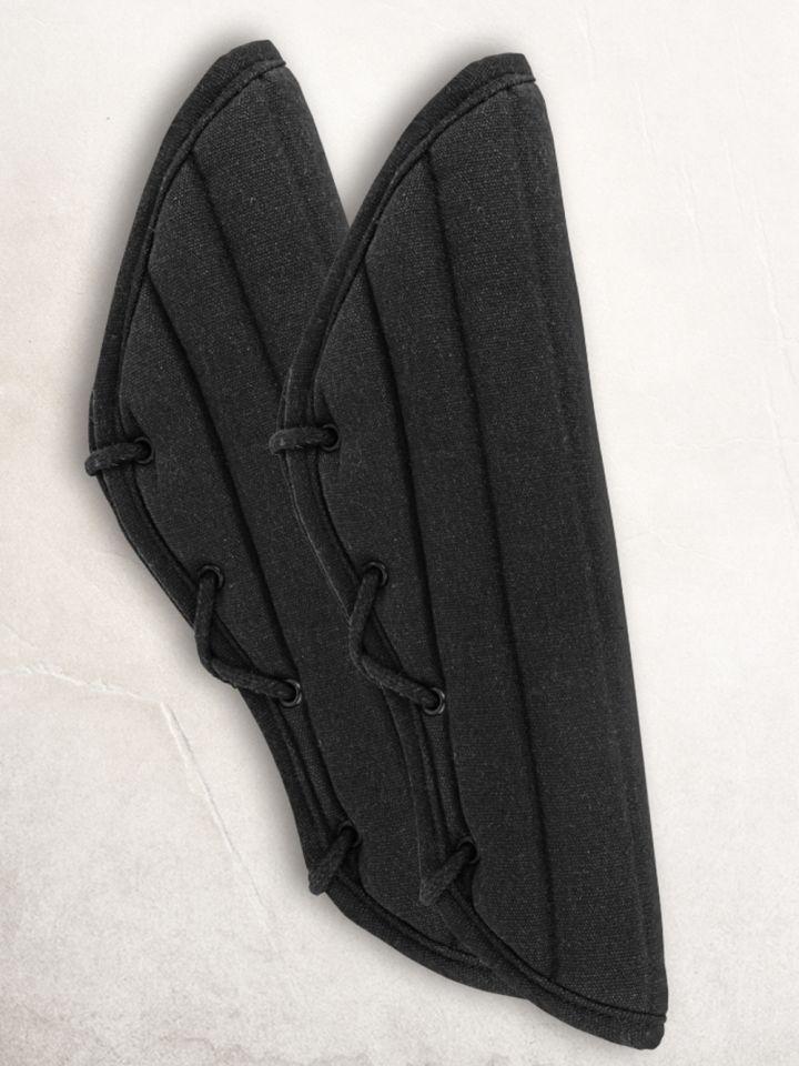 Armpolster braun 2