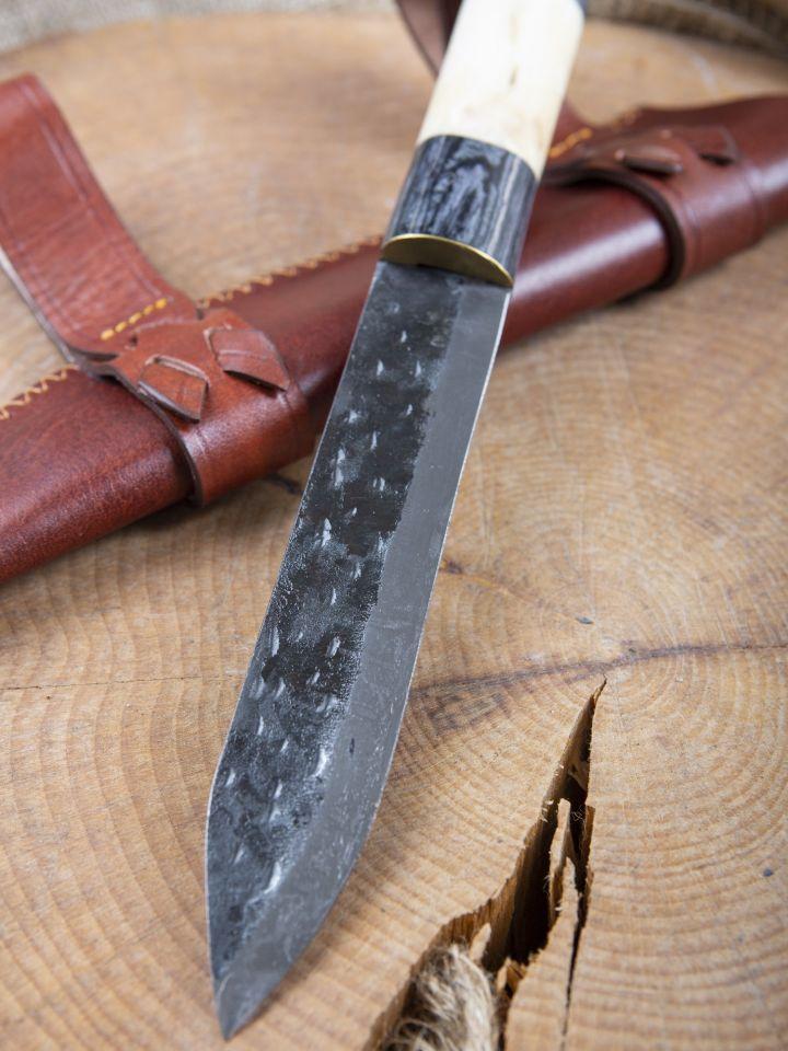 Sax mit Holz-Knochen-Griff 2