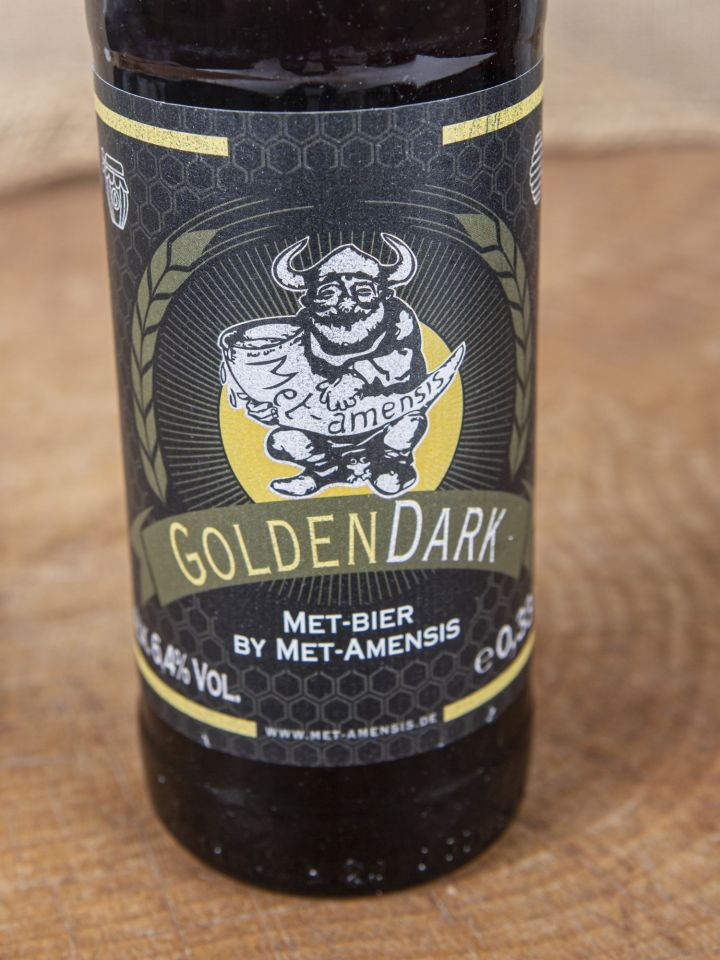 Metbier Golden Dark 12 Flaschen 2