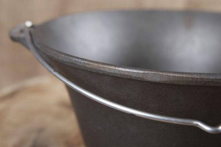 Lagertopf aus Gusseisen 7,2 Liter 2