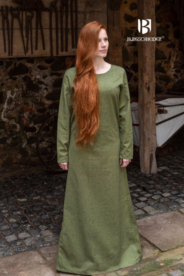 Unterkleid Freya lindgrün S 2