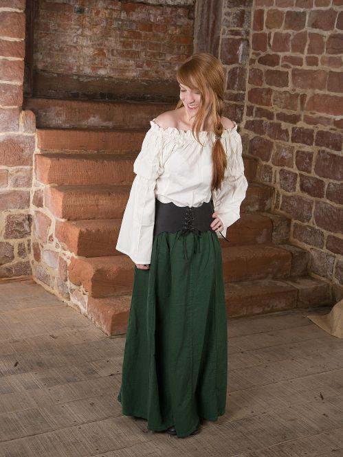 Bluse für Mittelalter/LARP S/M 2
