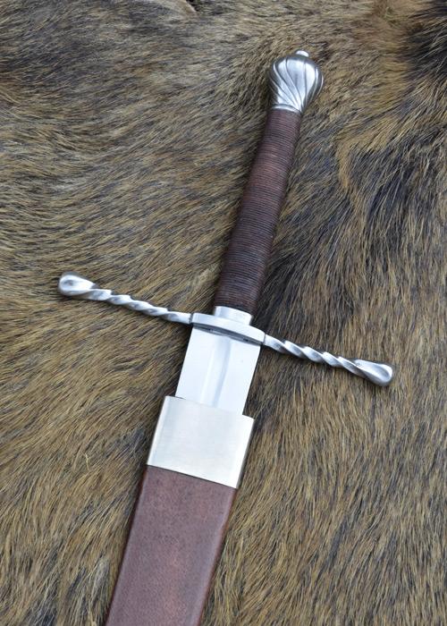 Bastardschwert mit Scheide SK-B 2