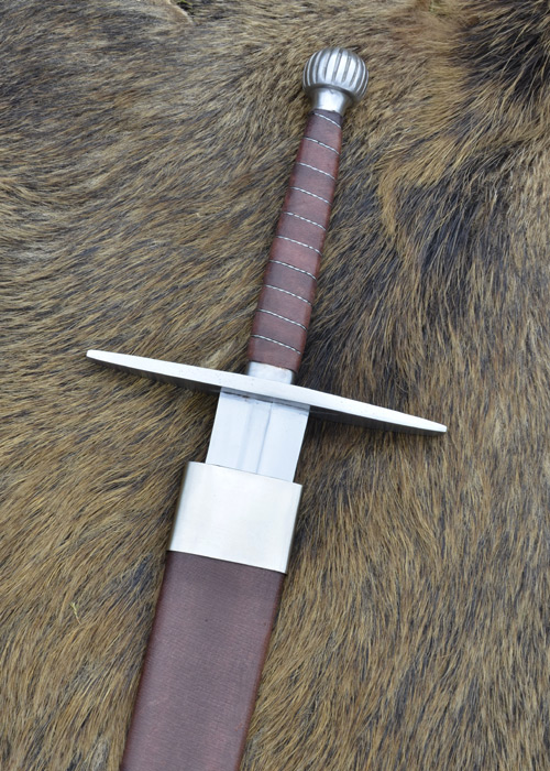 langes Schwert mit Scheide SK-B 2