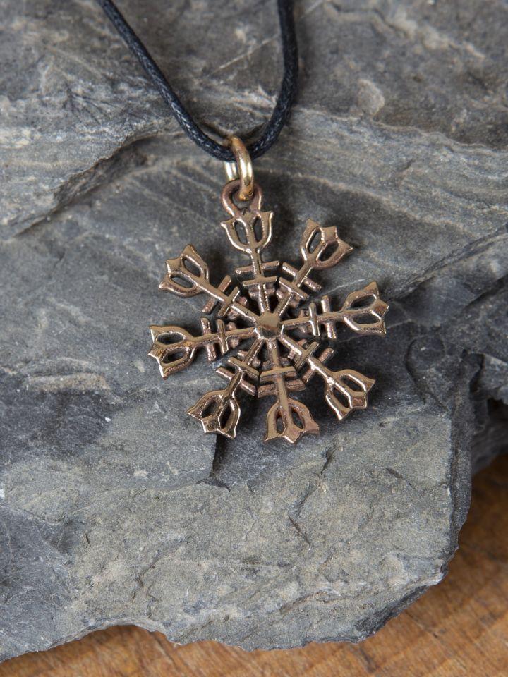 Bronzeanhänger Eagershelm 2