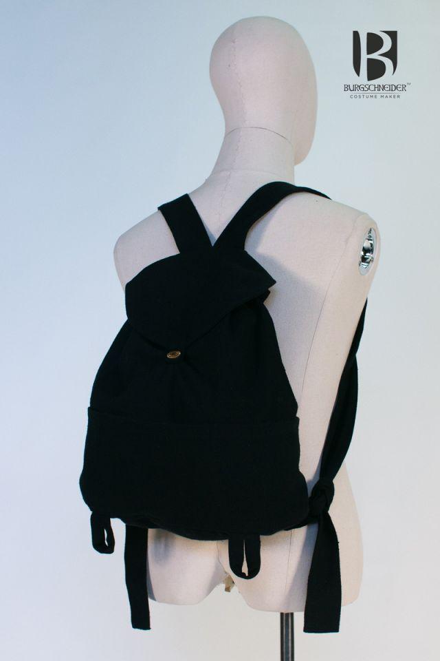 Rucksack Capsus schwarz 2