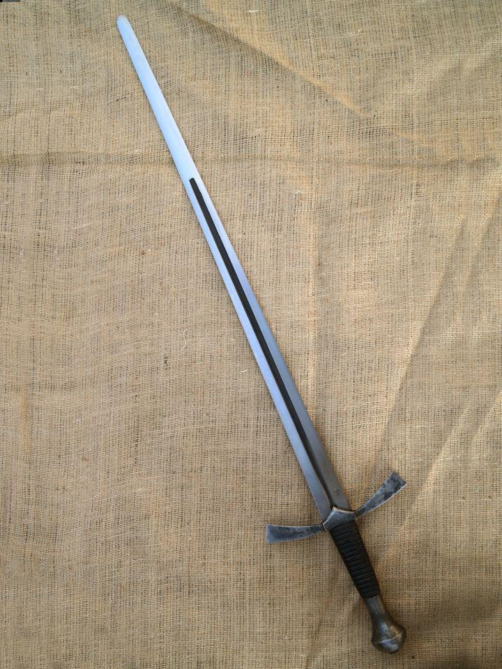 Einhandschwert mit rundem Knauf SK-A 2