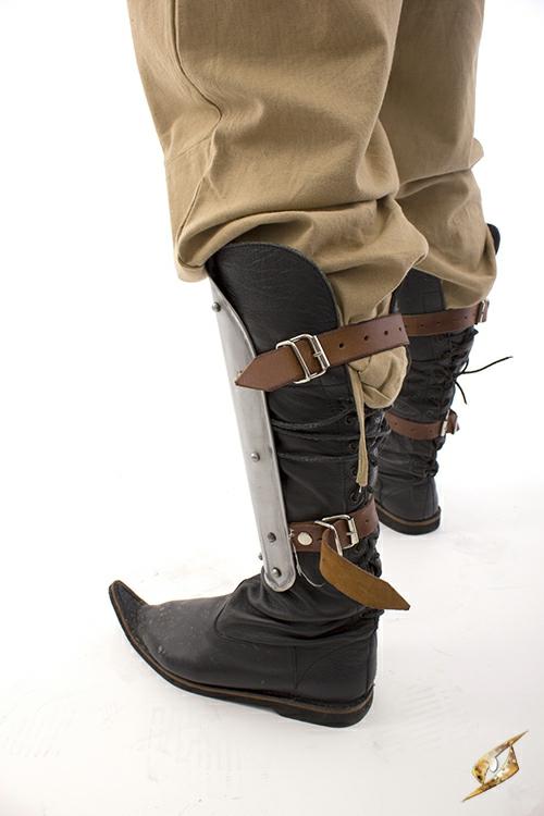 Beinschienen Krieger 2