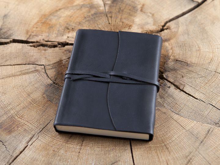 Tagebuch im Einband -schwarz- 2
