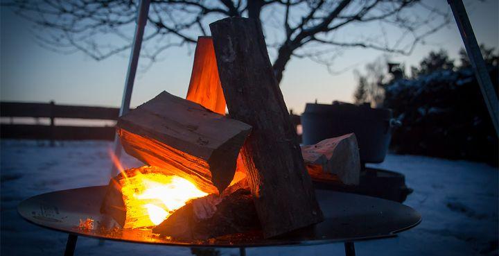 Grill-, und Feuerschale 2