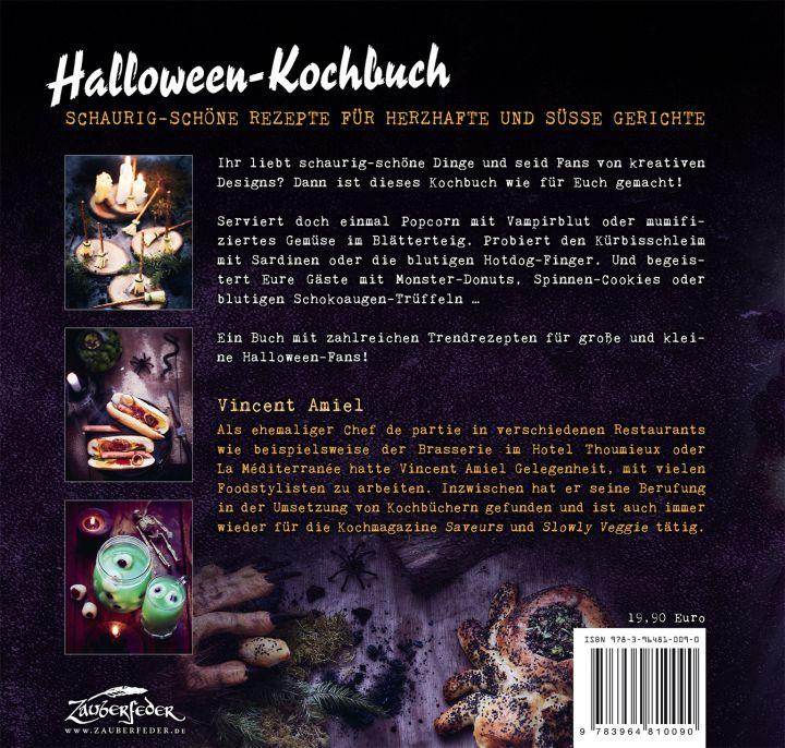Halloween Kochbuch 2