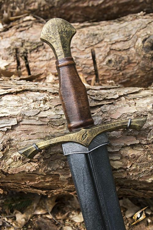 Waldläuferschwert für LARP 60 cm 2