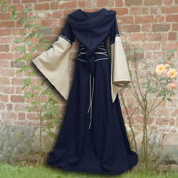 Kleid Johanna marine 2