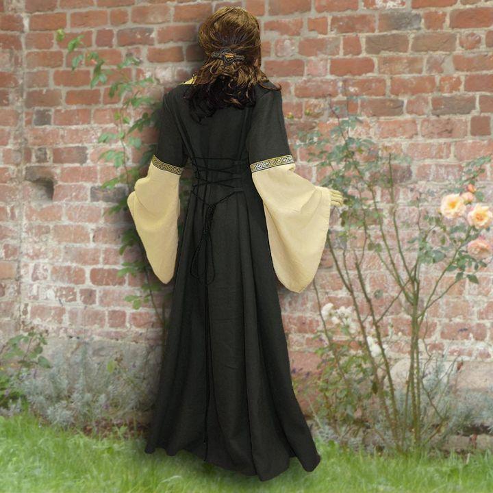 Kleid Johanna schwarz 2