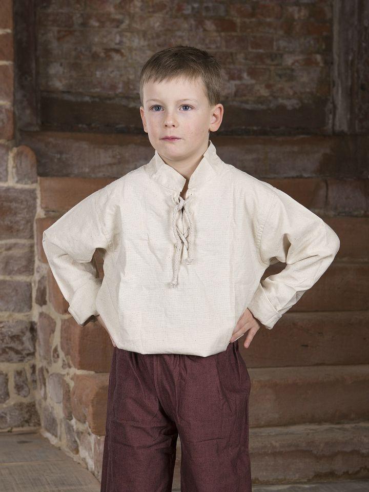 Mittelalterhemd für Kinder 2