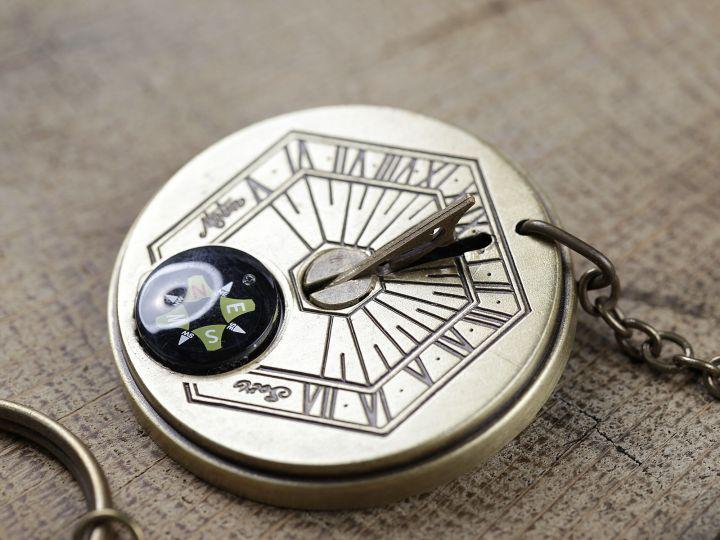 Kompassuhr 2