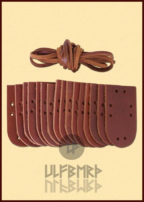 Erweiterung für Leder-Lamellen Rüstung ULF-LP-13 2