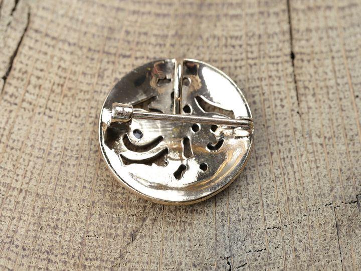 "Rundfibel ""Haithabu"" Bronze 2"