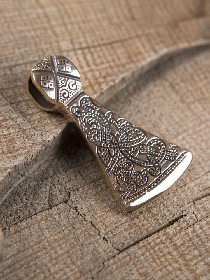 Mammenaxt-Amulett aus Bronze 2