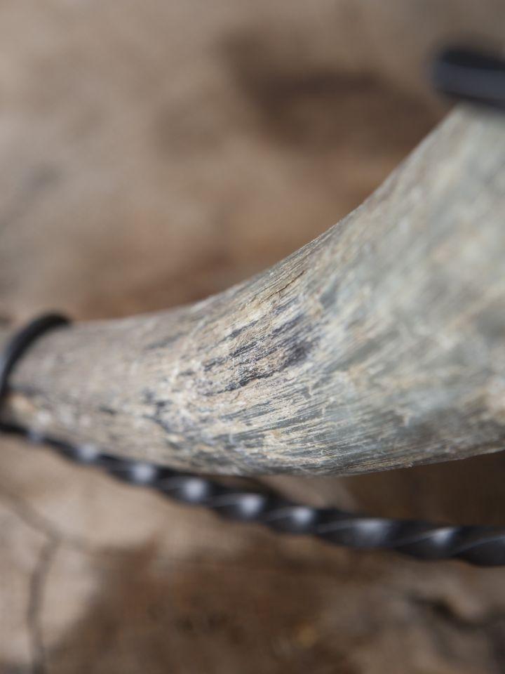 Trinkhorn roh 0,3 l 2