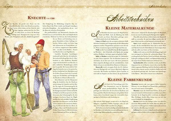 Kleidung des Mittelalters selbst anfertigen - Grundausstattung für den Mann 2