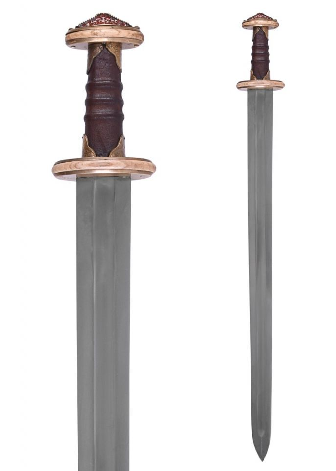 Sutton Hoo Schwert, 7. Jahrhundert 3