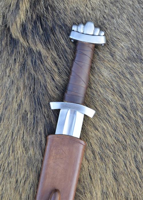 Wikingerschwert mit Scheide SK-B 3