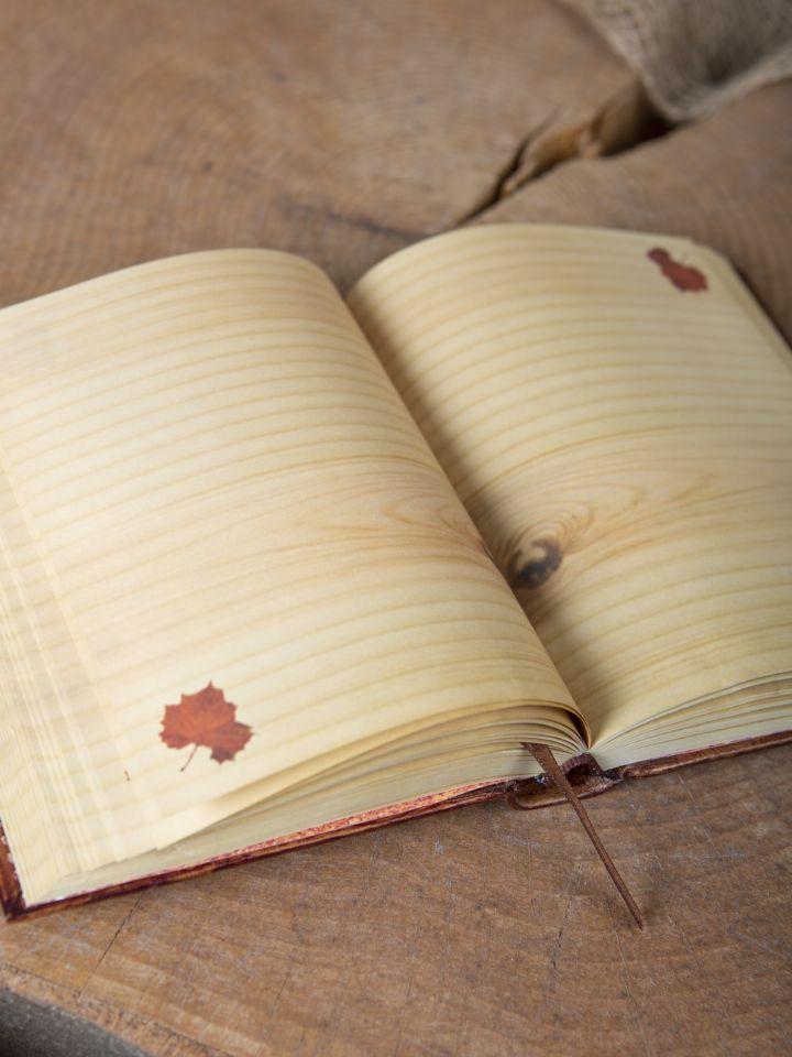 Notizbuch Baum liniert, klein 3