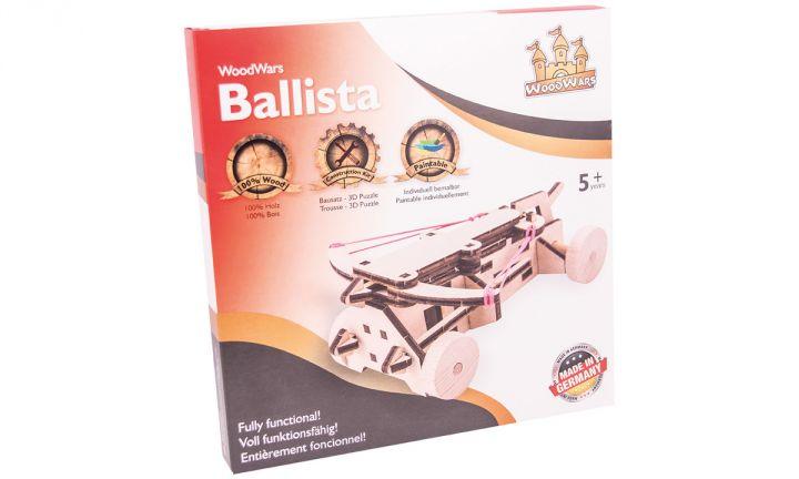 Balliste Bausatz 3