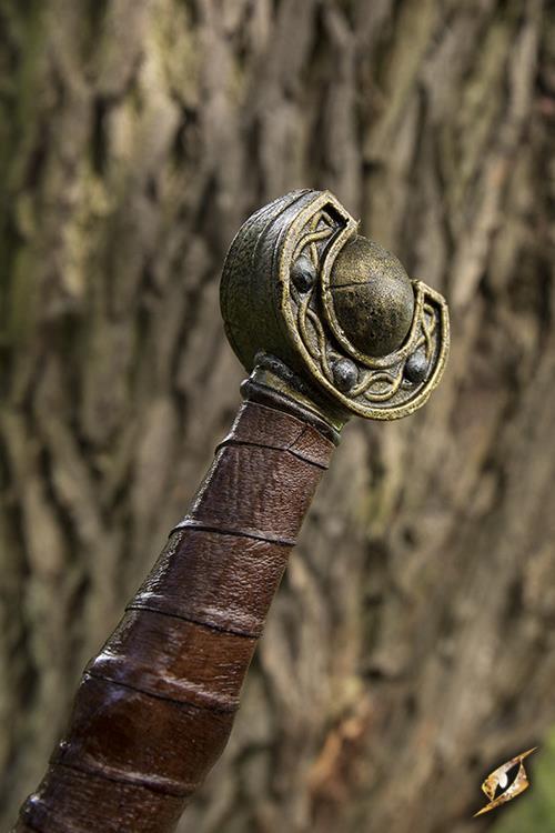 Keltisches Blattschwert für LARP - 60 cm 3