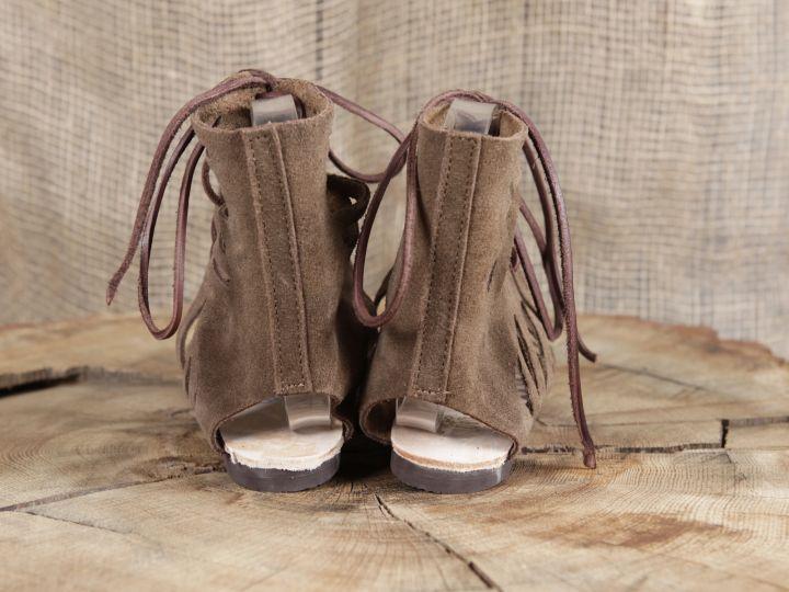 Sandale (nach historischem Vorbild) 3