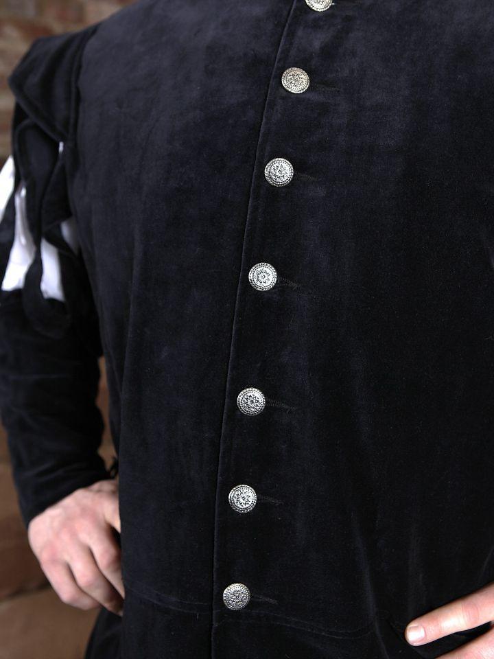 Jacke für den edlen Herren schwarz 3