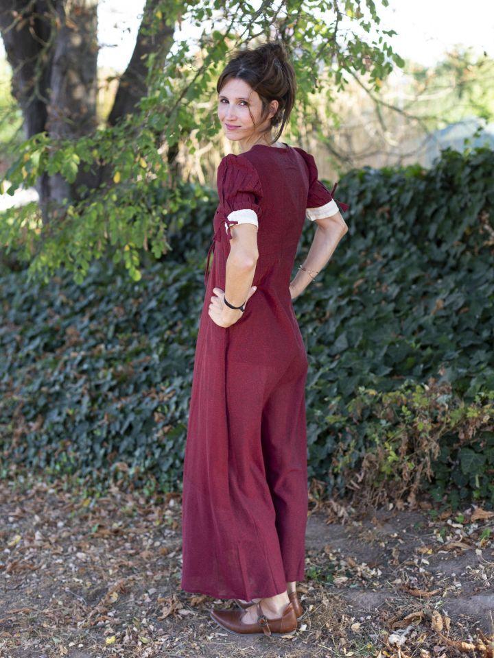 Sommerkleid rot S 3