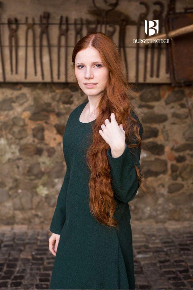 Unterkleid Freya grün M 3