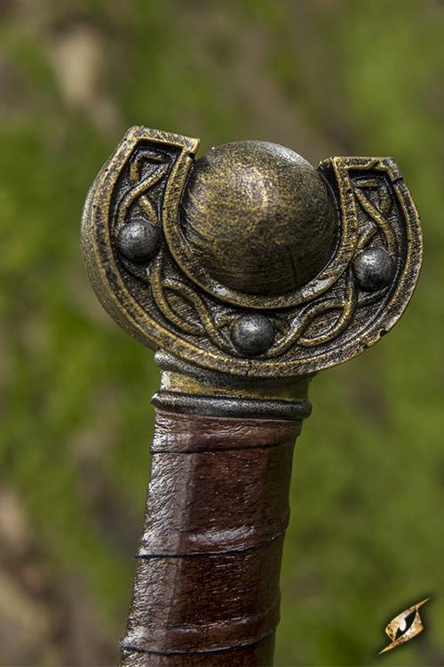 Keltisches Blattschwert für LARP - 100 cm 3