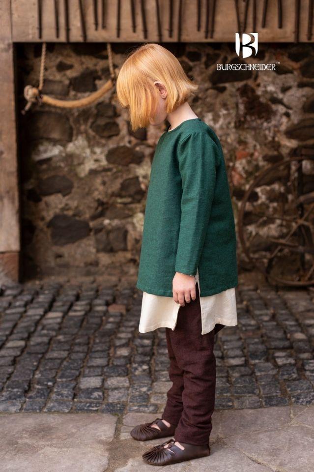 Kindertunika Eriksson grün 3