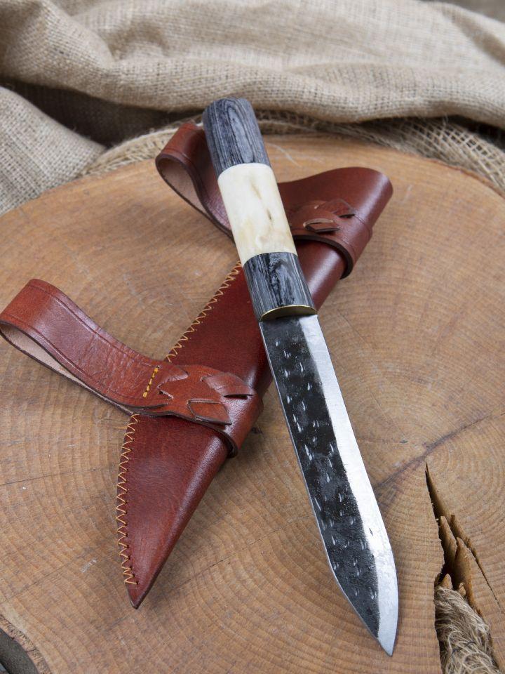 Sax mit Holz-Knochen-Griff 3