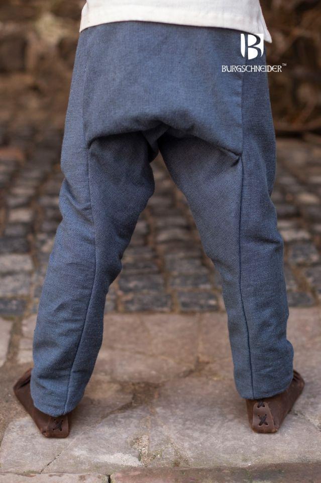 Kinderhose Ragnarsson grau 116 3