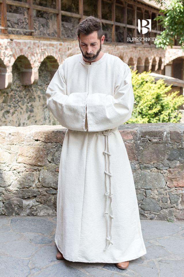 Mönchskutte Benediktus natur 3