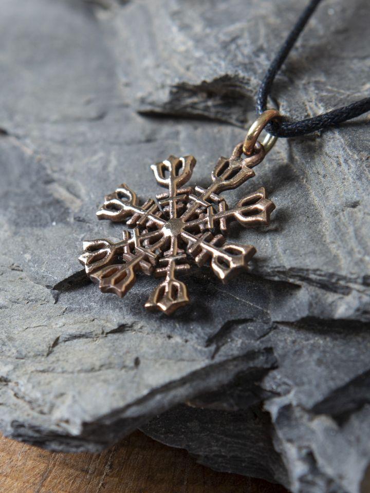 Bronzeanhänger Eagershelm 3