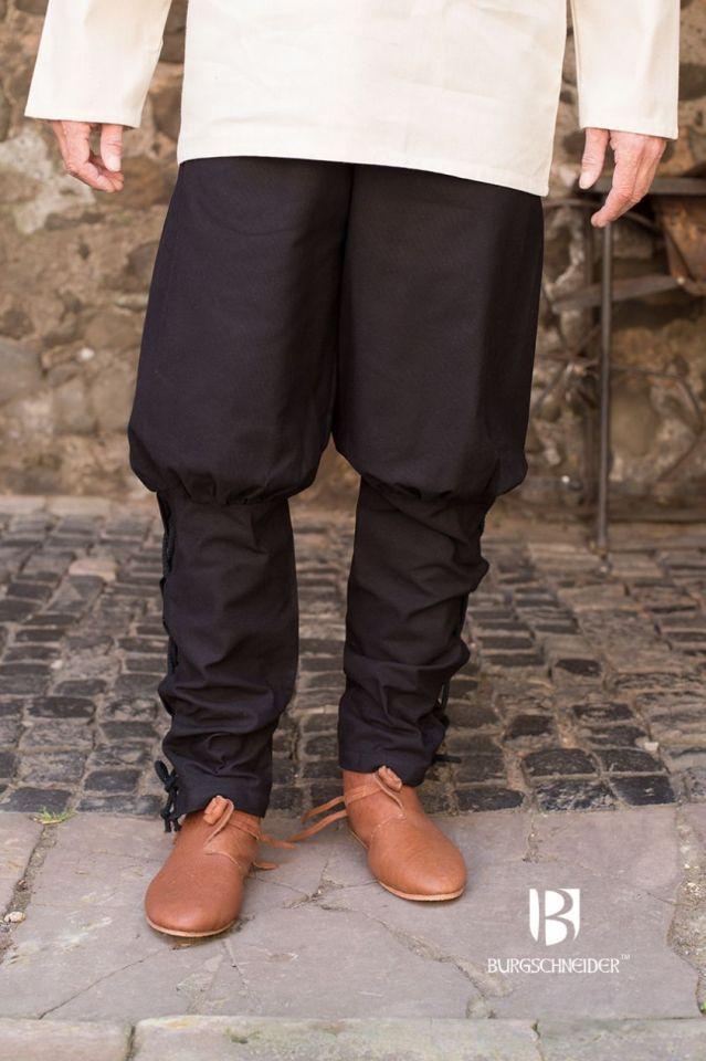 Wikingerhose Wigbold schwarz XL 3