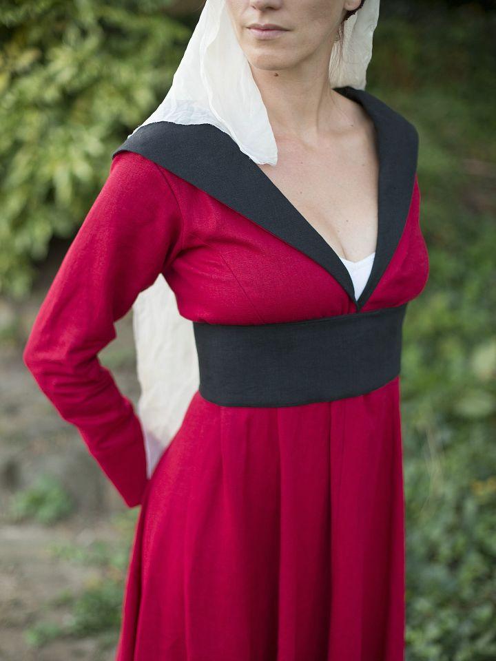 Burgundisches Kleid Margarete von York 3