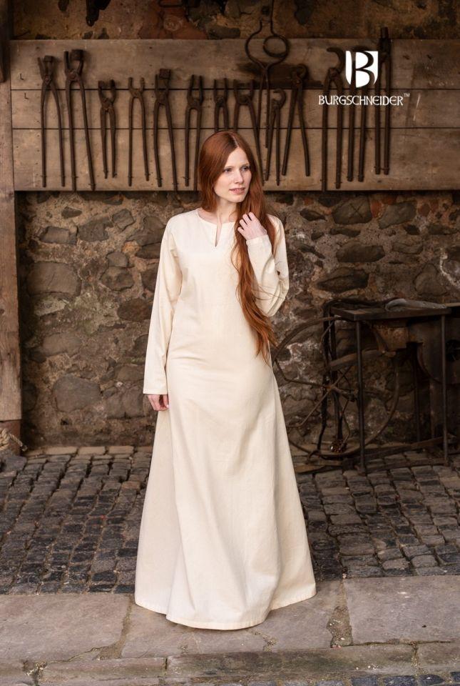 Sommerunterkleid Elisa natur 3