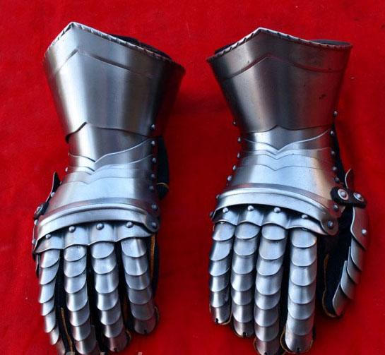Panzerhandschuhe - Fingerhandschuhe 3