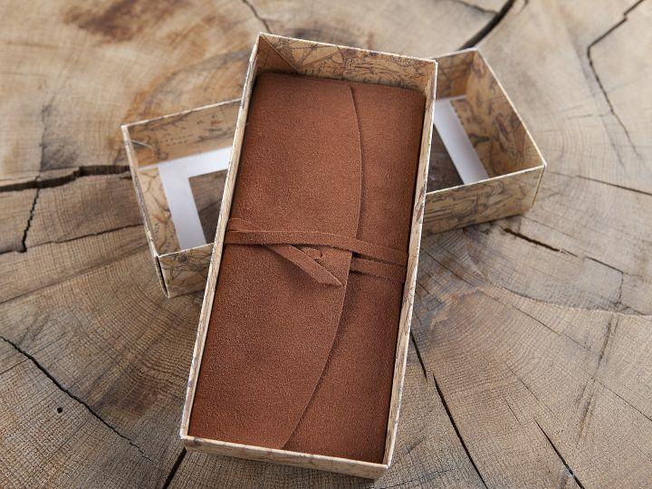Kalligraphie Geschenkset -Ledereinband- 3
