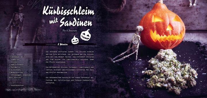 Halloween Kochbuch 3