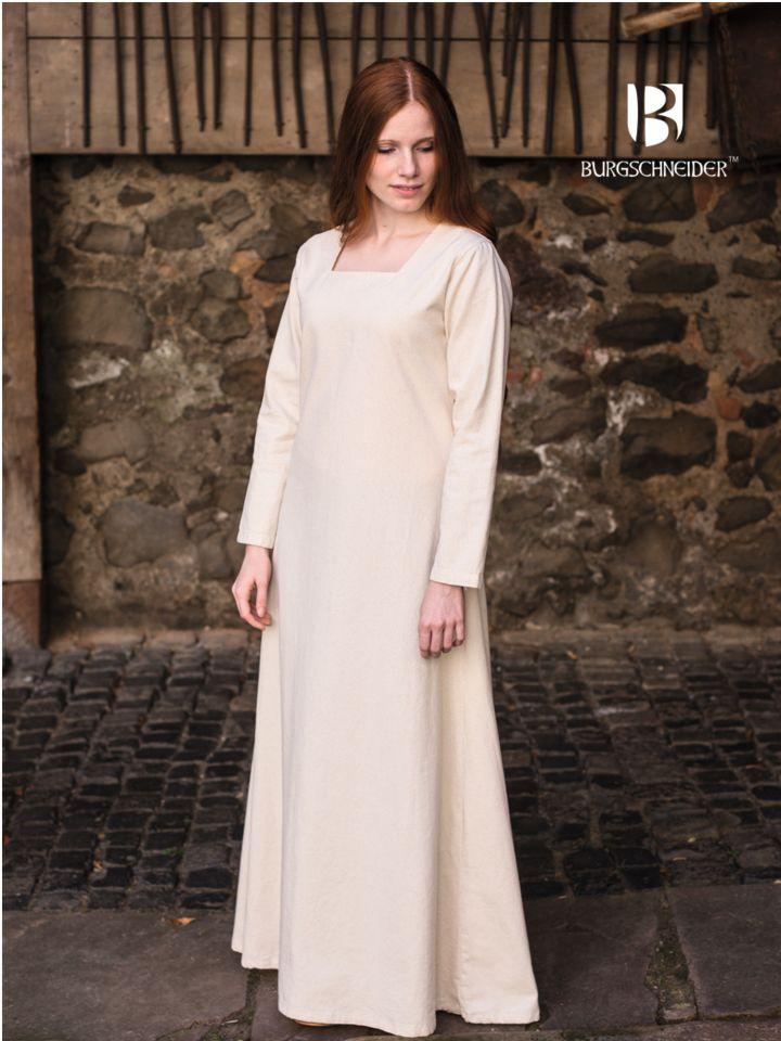 Unterkleid Johanna natur L 3