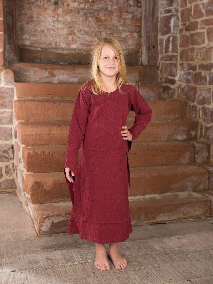 Kinderkleid aus Baumwolle 3