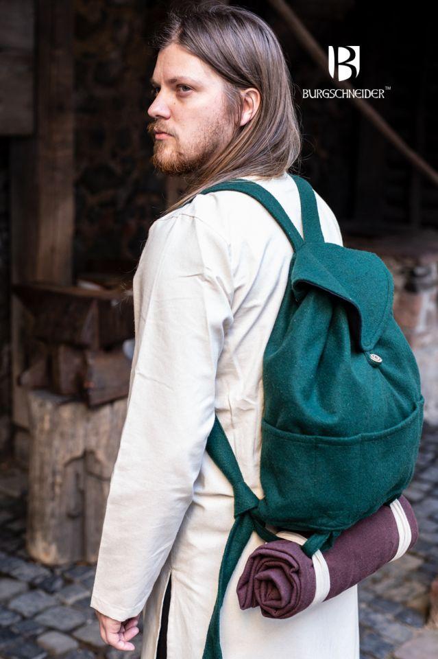 Rucksack Robin grün 3